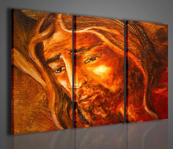 Quadri Moderni-Quadri Religiosi-Il Messia   QUADRI MODERNI SU TELA