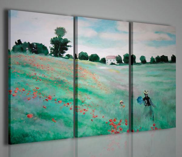 Quadri Moderni-Quadri Pittori Famosi-Claude Monet II | QUADRI ...